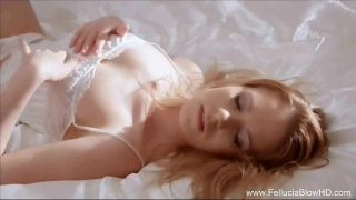 A Blonde Fantasy HD Blowjob